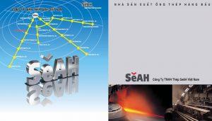 catalogue ống thép seah