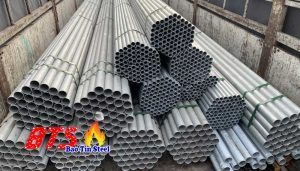 phân phối ống thép mạ kẽm