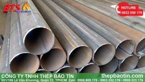 ống thép mạ kẽm 508 nhập khẩu Bảo Tín